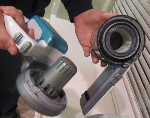 Black and Decker Pivot Vac-Filter