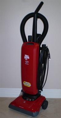 Dirt Devil Featherlite Mo85590 Vacuum Review Vacuum Wizard