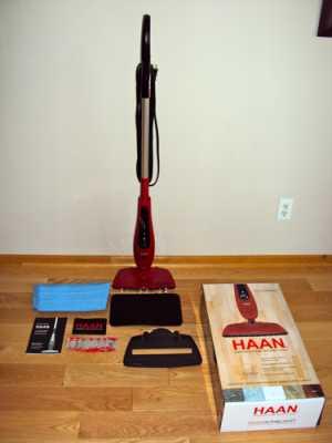 Haan SI-35 Floor Sanitizer-Unboxing
