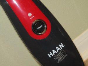Haan SI40-Steam Button