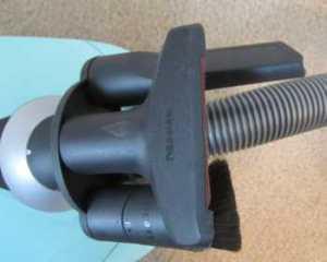 Miele S4212 Neptune Attachments