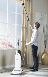 Miele S7280 Fresh Air Vacuum Attachments