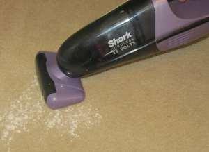 Shark Pet Perfect II On Carpet