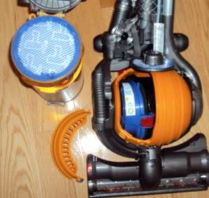 Dyson Dc24 Ball All Floors Vacuum Review Vacuum Wizard
