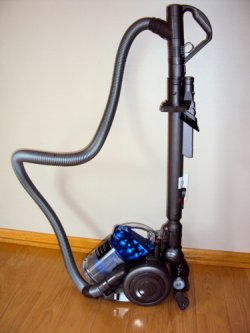 Dyson Dc26 Multi Floor Canister Vacuum Review Vacuum Wizard