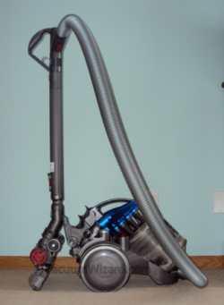 Dyson DC23 TurbineHead Side