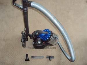 Dyson DC23 Tools