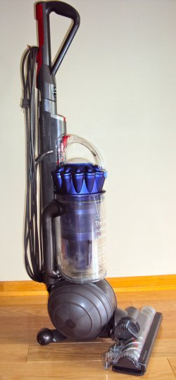 Dyson Dc41 Animal Vacuum Review Vacuum Wizard