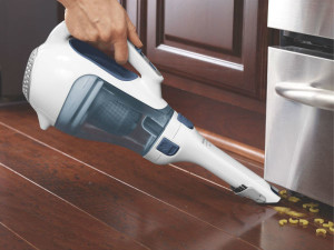 Black and Decker Dustbuster CHV1510 Performance
