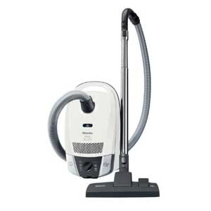 Canister Vacuum - Types of Vacuum Cleaners