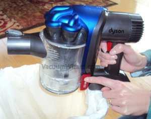 DC35 Clean Handheld Vacuum