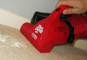 Dirt Devil Ultra Power MO8230 Carpet