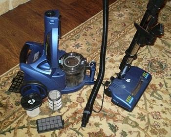 Dirt Devil Vision Canister M082750 Tools