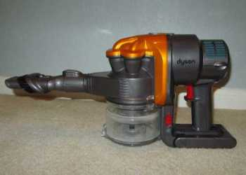 dyson dc16 vacuum review vacuum wizard. Black Bedroom Furniture Sets. Home Design Ideas