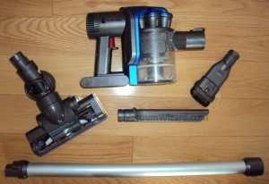 Replacing Vacuum Cleaner Parts