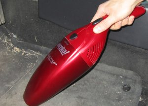Eureka 79D Car Cleaning