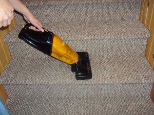 Eureka 96H Stairs