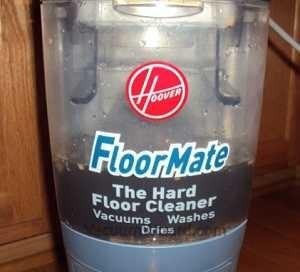 Hoover FloorMate SpinScrub FH40010B Dirty Water Tank