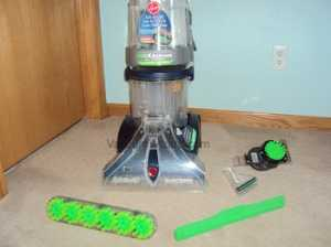 Hoover SteamVac Attachments