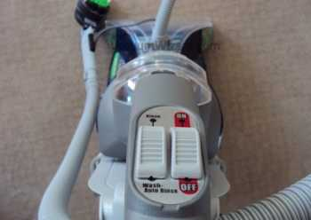 Hoover SteamVac Top