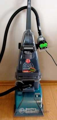 Hoover steamvac with clean surge demo and how-to youtube.