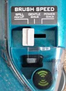 Hoover SteamVac With Clean Surge F5914900 Settings