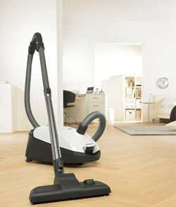 Miele Olympus S2120 Canister Vacuum