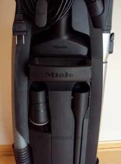 Miele S7280 Back Attachments
