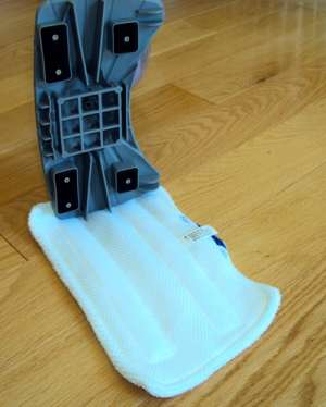 Shark Steam Mop Velcro Pads Cleaner