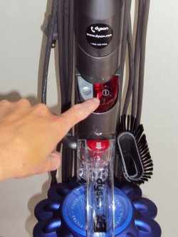 how to clean dyson dc41 animal filter