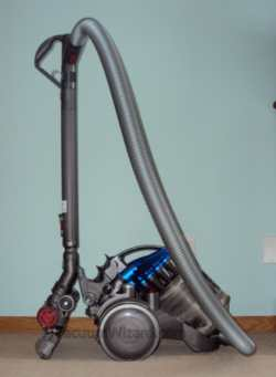 Dyson Dc23 Turbinehead Canister Vacuum Review Vacuum Wizard