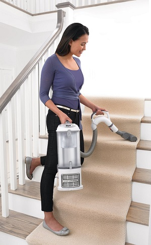 Shark Lift-Away Cleaning Stairs