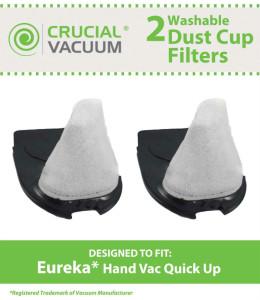 Resuable Vacuum Filters - Eureka Handheld